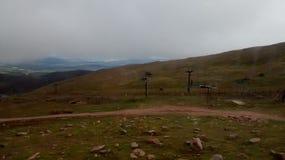 Montanhas de Cairngorm Fotos de Stock