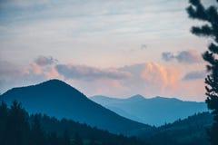 Montanhas de Choc, Eslováquia fotos de stock