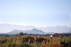 Montanhas de Crete imagem de stock royalty free