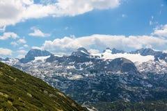 Montanhas de Dachstein Imagens de Stock