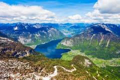 Montanhas de Dachstein em Áustria Imagens de Stock