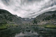 Montanhas de Donohue, Yosemite NP Fotos de Stock Royalty Free