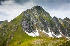 Montanhas de Fagaras em Romania Fotografia de Stock Royalty Free