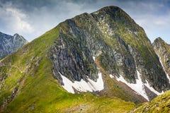 Montanhas de Fagaras em Romania Fotos de Stock