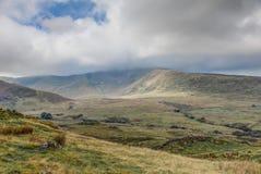 Montanhas de Galês fotos de stock royalty free