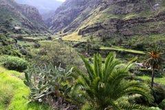 Montanhas de Gran Canaria foto de stock royalty free