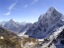 Montanhas de Himalaya Imagem de Stock Royalty Free
