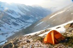 Montanhas de Kackar em Turquia Imagens de Stock