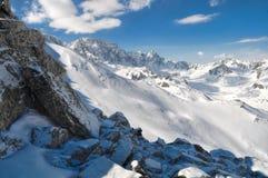 Montanhas de Kackar em Turquia Imagem de Stock Royalty Free