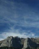 Montanhas de Kananaskis imagem de stock