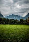 Montanhas de Koningssee Imagens de Stock