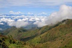 Montanhas de Livingstone Foto de Stock