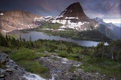 Montanhas de Montana imagens de stock