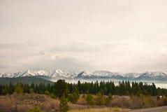 Montanhas de Oregon Fotos de Stock