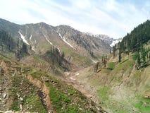 Montanhas de Paquistão foto de stock royalty free
