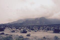 Montanhas de San Jacinto Imagem de Stock Royalty Free