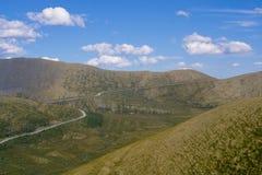 Montanhas de Sayan Imagem de Stock Royalty Free
