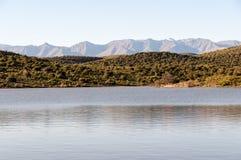 Montanhas de Swartberg Imagem de Stock