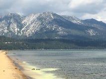 Montanhas de Tahoe Foto de Stock