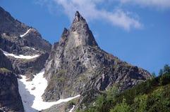 Montanhas de Tatra - Mnich Fotos de Stock