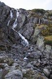 Montanhas de Tatra no inverno, paisagem Imagem de Stock Royalty Free