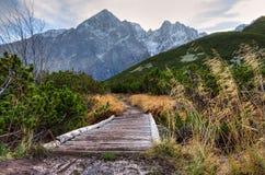 Montanhas de Tatra, Poland Foto de Stock Royalty Free