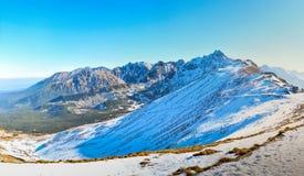 Montanhas de Tatra, Poland fotos de stock