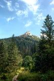 Montanhas de Tatry Imagem de Stock Royalty Free