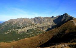 Montanhas de Tatry em Poland foto de stock royalty free