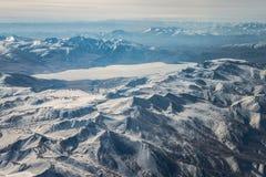 Montanhas de Tibet Fotos de Stock Royalty Free
