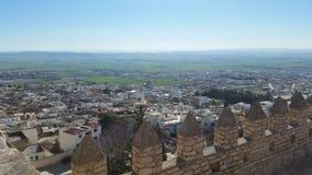Montanhas de Tunesia Imagem de Stock Royalty Free