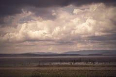 Montanhas de Ural Fotografia de Stock Royalty Free
