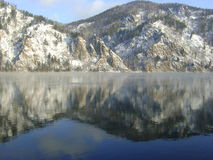 Montanhas Divnogorsk Imagens de Stock