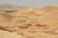 Montanhas do arenito vermelho imagem de stock royalty free