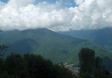 Montanhas do Cáucaso 3 Fotos de Stock Royalty Free