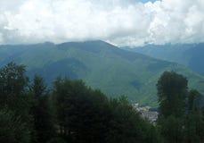 Montanhas do Cáucaso 4 Imagem de Stock Royalty Free