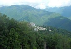 Montanhas do Cáucaso 5 Imagens de Stock