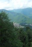 Montanhas do Cáucaso 6 Imagem de Stock Royalty Free