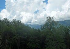 Montanhas do Cáucaso 8 Imagens de Stock