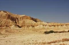 Montanhas do deserto Fotos de Stock Royalty Free