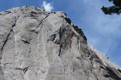 Montanhas do granito no vale do ³ de CochamÃ, região dos lagos do Chile do sul imagem de stock royalty free