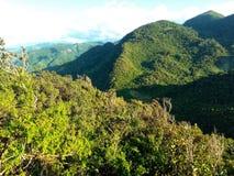 Montanhas do leste Imagem de Stock