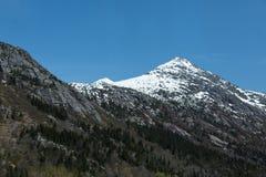 Montanhas do norte fotografia de stock