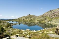 Montanhas do parque nacional de Ergaki Imagem de Stock Royalty Free
