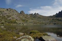 Montanhas do parque nacional de Ergaki Fotografia de Stock