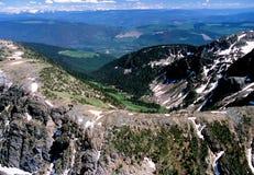 Montanhas do troféu Fotografia de Stock Royalty Free