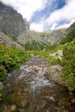 Montanhas elevadas de Tatra, Slovakia foto de stock royalty free