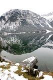 Montanhas em Áustria imagens de stock