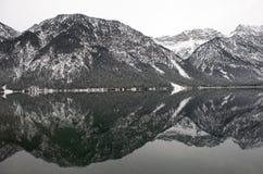 Montanhas em Áustria imagens de stock royalty free