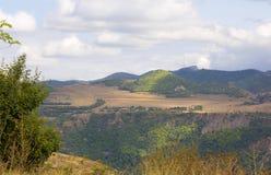 Montanhas em Arménia Natureza da paisagem Foto de Stock